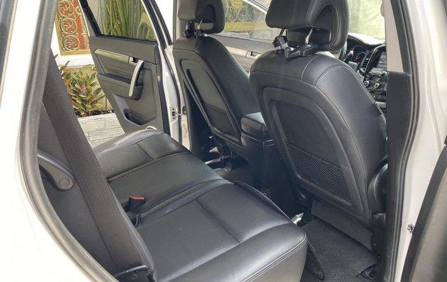 Cần bán lại xe Chevrolet Captiva năm sản xuất 2017, màu trắng chính chủ5
