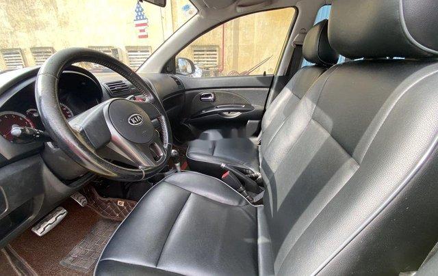 Bán xe Kia Morning sản xuất năm 2011, giá tốt, xe một đời chủ giá mềm5