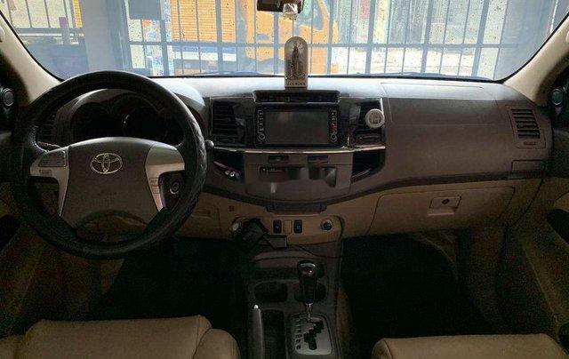 Cần bán lại xe Toyota Fortuner đời 2012, màu đen, nhập khẩu nguyên chiếc, giá chỉ 530 triệu5