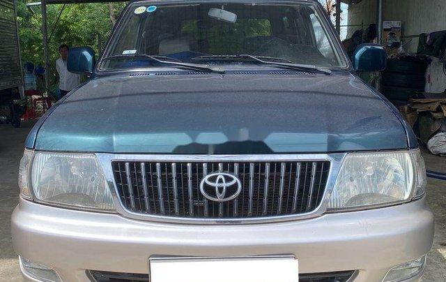 Bán ô tô Toyota Zace năm 2004, xe một đời chủ giá ưu đãi1