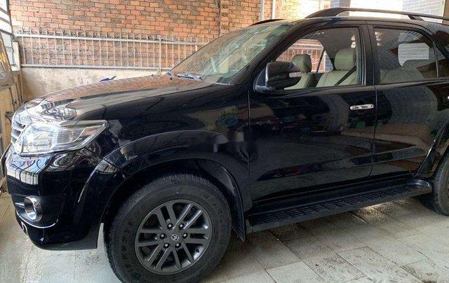 Cần bán lại xe Toyota Fortuner đời 2012, màu đen, nhập khẩu nguyên chiếc, giá chỉ 530 triệu3