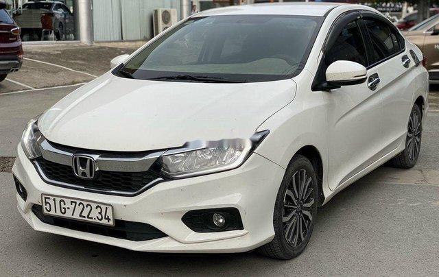 Bán Honda City CVT sản xuất năm 2018, xe một đời chủ giá thấp2
