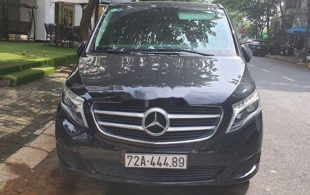 Bán Mercedes-Benz V220D năm sản xuất 2016, xe nhập0
