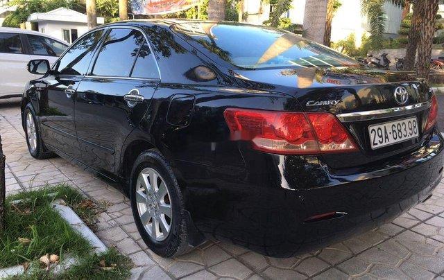 Chính chủ bán lại xe Toyota Camry sản xuất 2007, màu đen0