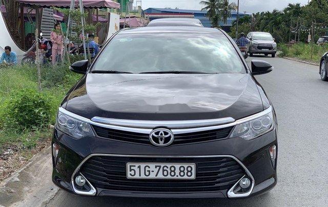 Bán Toyota Camry sản xuất năm 2018, xe một đời chủ giá ưu đãi0