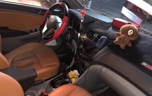 Bán xe Hyundai Accent sản xuất 2014, màu đỏ, 410 triệu1
