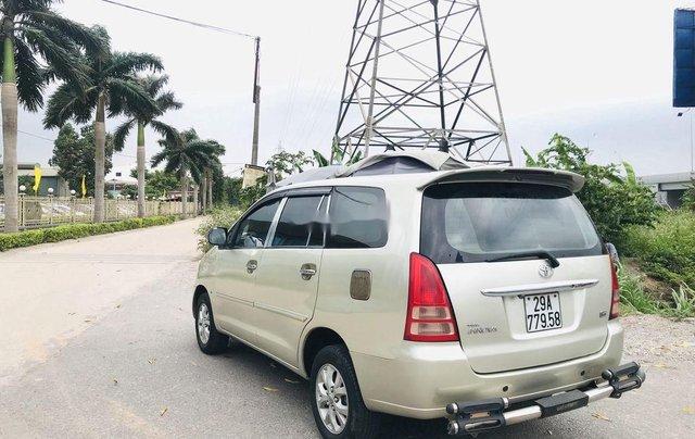 Bán Toyota Innova đời 2006, màu vàng cát0