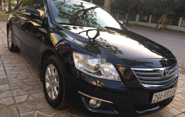 Chính chủ bán lại xe Toyota Camry sản xuất 2007, màu đen2