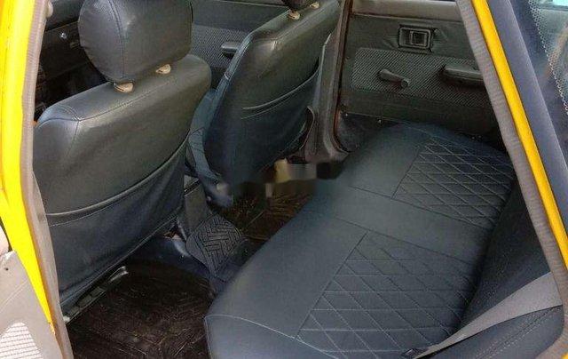 Bán lại xe Kia Pride sản xuất năm 1996, đăng kí lần đầu năm 2000, màu vàng4