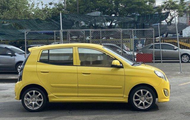 Bán xe Kia Morning sản xuất năm 2011, giá tốt, xe một đời chủ giá mềm1