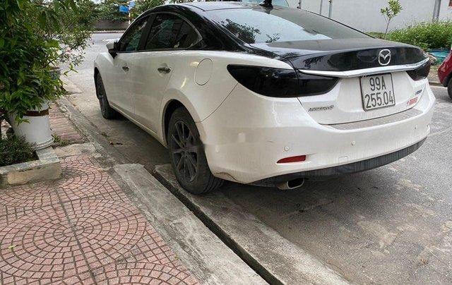 Bán Mazda 6 năm sản xuất 2016, màu trắng2