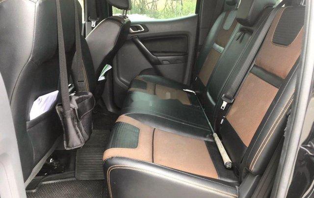 Bán xe Ford Ranger Wildtrak 3.2 năm 2015, màu đen, giá chỉ 660 triệu6