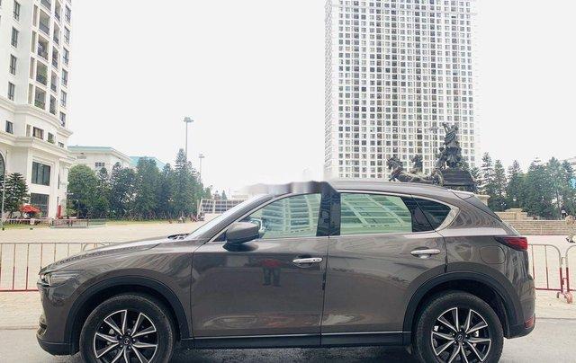 Bán Mazda CX 5 sản xuất năm 2018, màu xám3