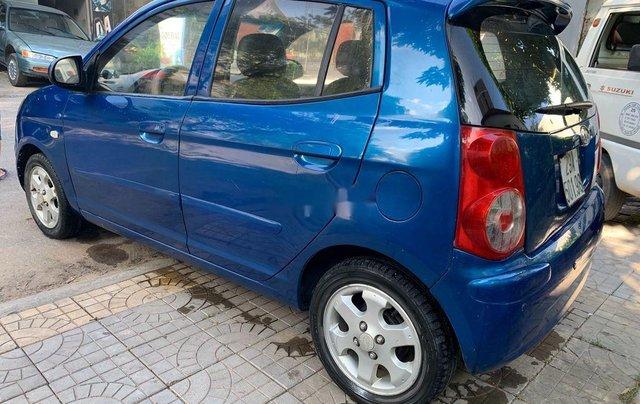Bán ô tô Kia Morning đời 2008, màu xanh lam, xe nhập6