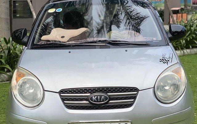 Bán Kia Morning 2011, màu bạc, xe nhập chính chủ, giá chỉ 158 triệu1
