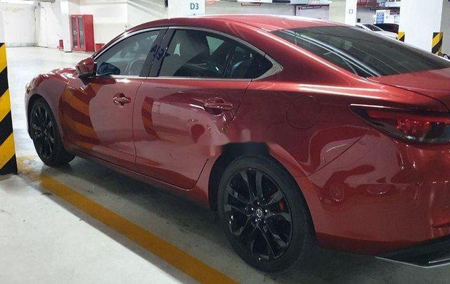 Bán Mazda 6 sản xuất 2017, màu đỏ, nhập khẩu nguyên chiếc 1