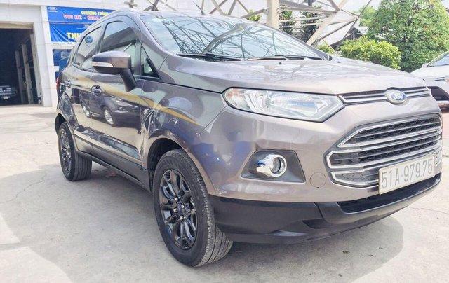 Chính chủ bán lại xe Ford EcoSport sản xuất 2014, màu xám2
