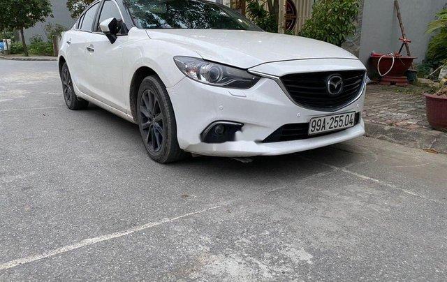 Bán Mazda 6 năm sản xuất 2016, màu trắng0