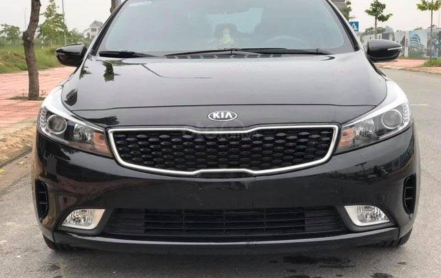 Hỗ trợ mua xe giá thấp chiếc Kia Cerato 1.6AT sản xuất 2018 bản cao cấp, xe còn mới0