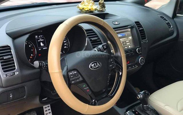 Hỗ trợ mua xe giá thấp chiếc Kia Cerato 1.6AT sản xuất 2018 bản cao cấp, xe còn mới6