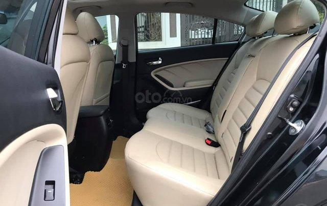 Hỗ trợ mua xe giá thấp chiếc Kia Cerato 1.6AT sản xuất 2018 bản cao cấp, xe còn mới4