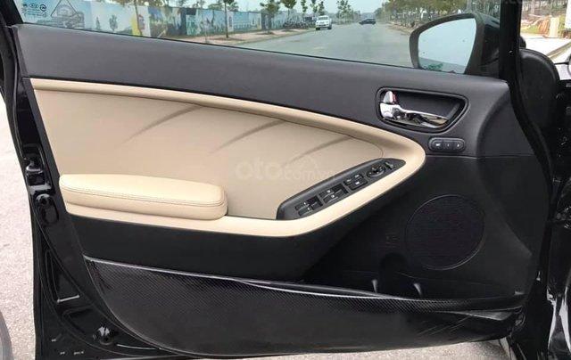 Hỗ trợ mua xe giá thấp chiếc Kia Cerato 1.6AT sản xuất 2018 bản cao cấp, xe còn mới7