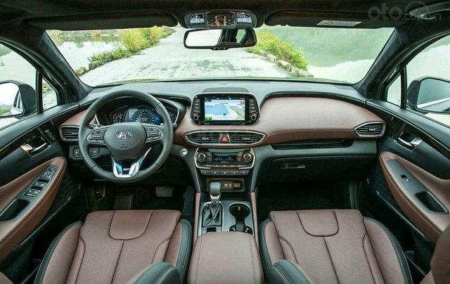 Hyundai Santa Fe 2020 xe giao ngay đủ 6 màu, có máy xăng và máy dầu3