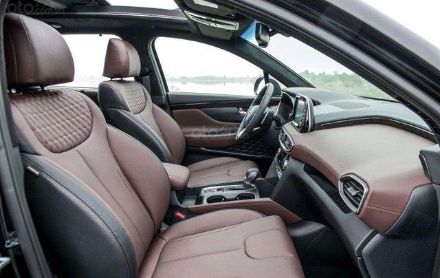 Hyundai Santa Fe 2020 xe giao ngay đủ 6 màu, có máy xăng và máy dầu4