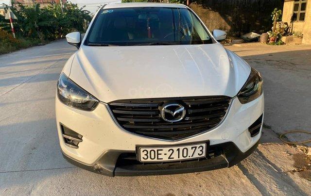 Hỗ trợ mua xe giá thấp chiếc Mazda CX5 phiên bản 2.5 sản xuất 2016, xe còn mới0