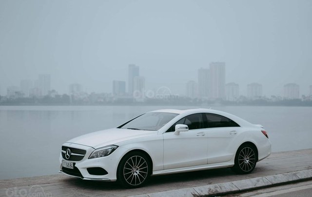 Mercedes CLS 500 sản xuất 20140