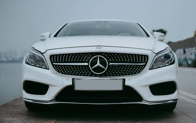 Mercedes CLS 500 sản xuất 20143