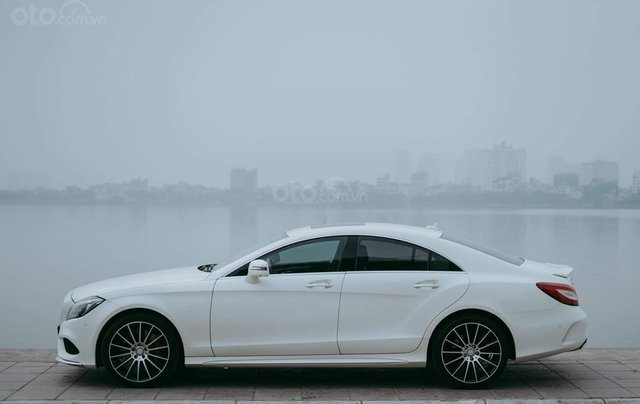 Mercedes CLS 500 sản xuất 20141