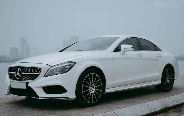Mercedes CLS 500 sản xuất 20142