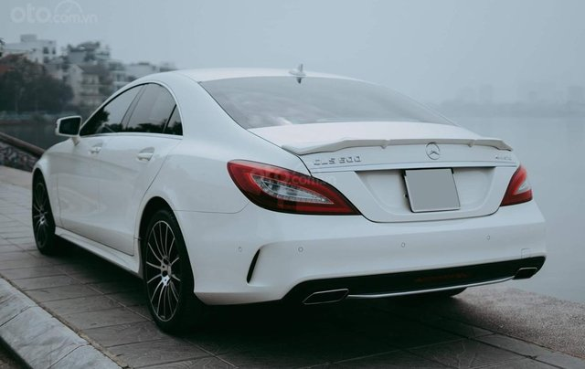 Mercedes CLS 500 sản xuất 20144