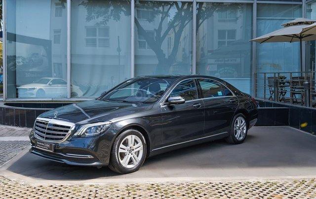Mercedes-Benz S450L, xe lướt 50km, tặng bảo hiểm + phụ kiện đặc biệt1