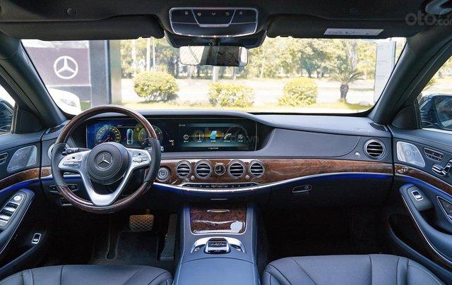 Mercedes-Benz S450L, xe lướt 50km, tặng bảo hiểm + phụ kiện đặc biệt6