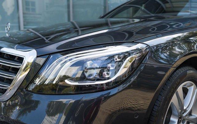 Mercedes-Benz S450L, xe lướt 50km, tặng bảo hiểm + phụ kiện đặc biệt2