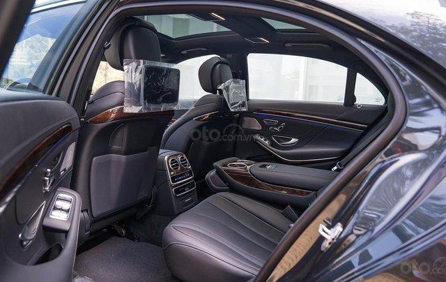 Mercedes-Benz S450L, xe lướt 50km, tặng bảo hiểm + phụ kiện đặc biệt10