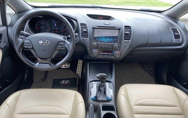 Bán ô tô Kia Cerato sản xuất 2018, màu trắng mới 95% giá 538 triệu đồng2