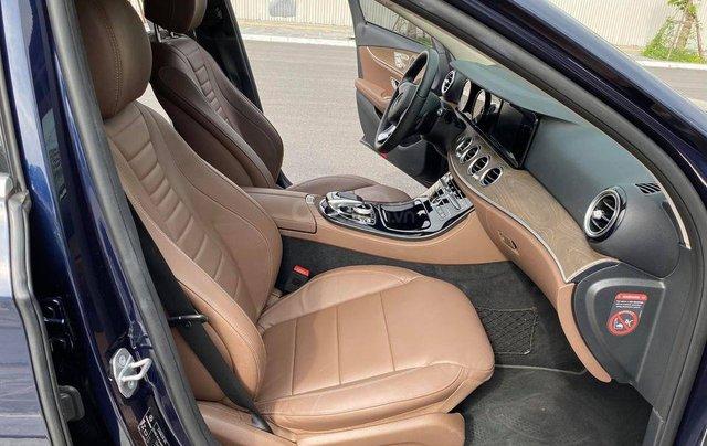 Hỗ trợ mua xe giá tốt với chiếc Mercedes -Benz E200 đời 2017, chính chủ sử dụng còn mới9