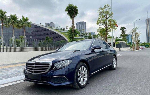 Hỗ trợ mua xe giá tốt với chiếc Mercedes -Benz E200 đời 2017, chính chủ sử dụng còn mới0