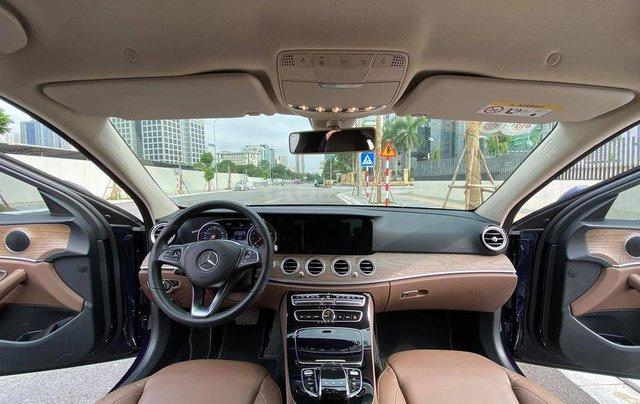 Hỗ trợ mua xe giá tốt với chiếc Mercedes -Benz E200 đời 2017, chính chủ sử dụng còn mới7