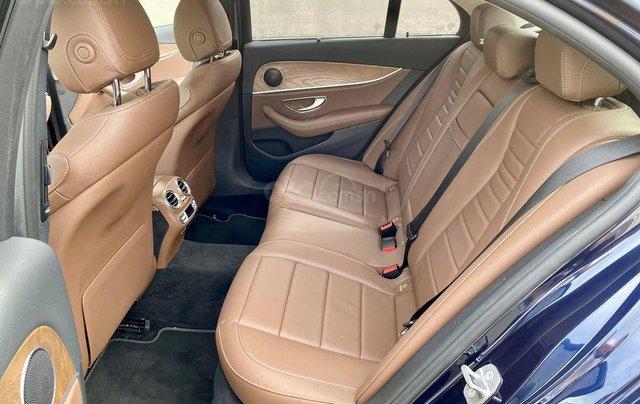 Hỗ trợ mua xe giá tốt với chiếc Mercedes -Benz E200 đời 2017, chính chủ sử dụng còn mới10