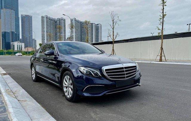 Hỗ trợ mua xe giá tốt với chiếc Mercedes -Benz E200 đời 2017, chính chủ sử dụng còn mới5