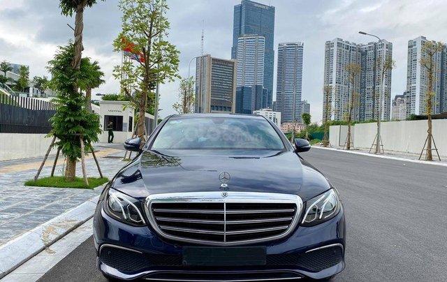 Hỗ trợ mua xe giá tốt với chiếc Mercedes -Benz E200 đời 2017, chính chủ sử dụng còn mới2