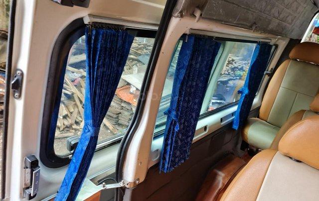 Xe Ford Transit 16 chỗ máy dầu 2 4 xe 4 cửa nội thất vàng chạy 12 0000km 8L /100km xe Việt Nam SX 200510