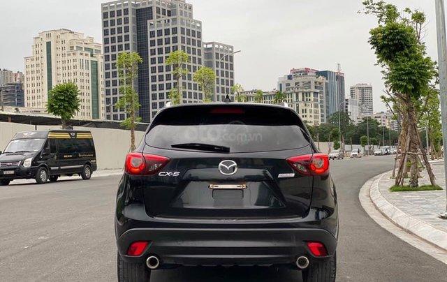 Cần bán xe Mazda CX5 năm sản xuất 2016, màu đen0