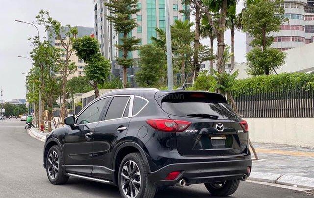 Cần bán xe Mazda CX5 năm sản xuất 2016, màu đen2