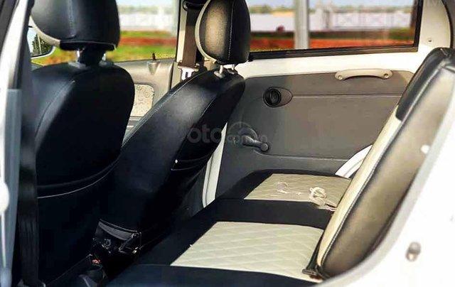 Bán xe Chevrolet Spark sản xuất 2015, màu trắng3