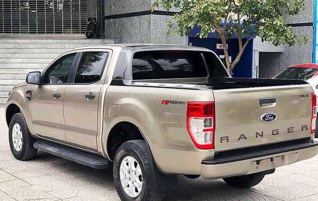 Bán Ford Ranger XLS 2.2AT năm sản xuất 2015, màu vàng, nhập khẩu3